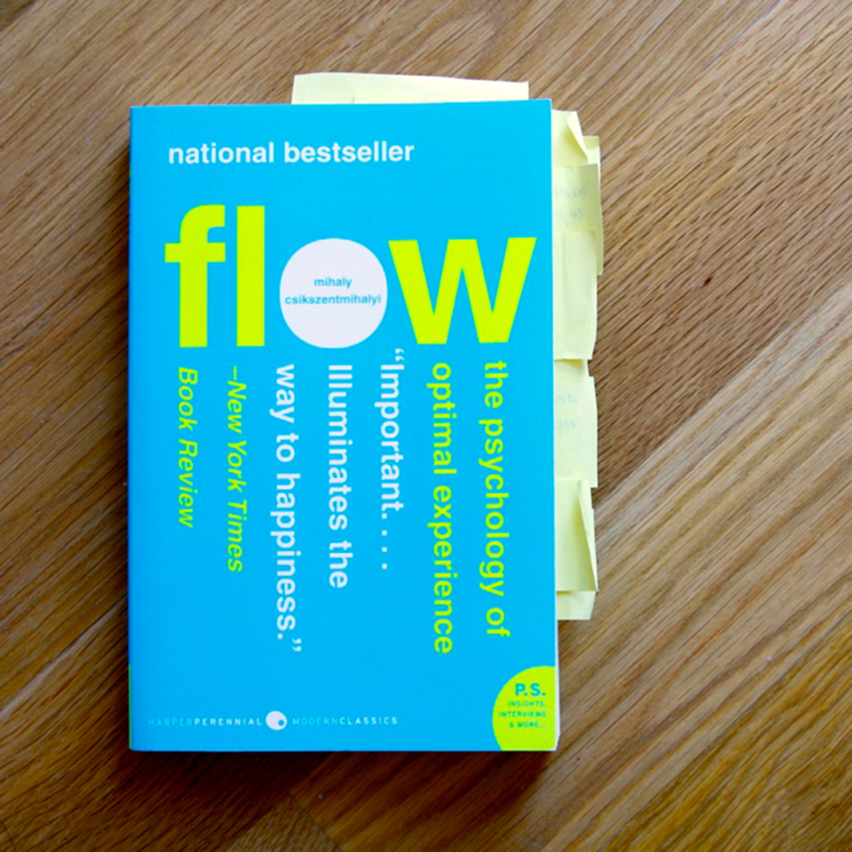Flow and Seductive Interactions